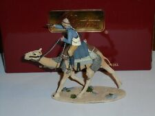 BRITIANS 270011 WAR ALONG THE NILE BRITISH CAMEL CORPS OFFICER MOUNTED ADV NO.1.