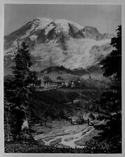 1928 Paradise Valley Rainier National Park Press Photo