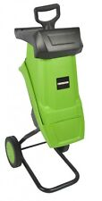 More details for laptronix 2500w electric garden shredder 50l mulcher waste chipper compost mulch