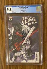 Silver Surfer Black #4 - CGC 9.8 Peach Momoko Variant Cover KNULL 🔥 🔑 🔥