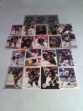 *****Trevor Linden*****  Lot of 75+ cards.....51 DIFFERENT / Hockey