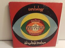 Earthology [Digipak] by Whitefield Brothers (CD, 2009, Now-Again)