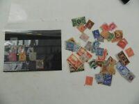 Briefmarken Großbritannien England auf Steckkarte K-2611