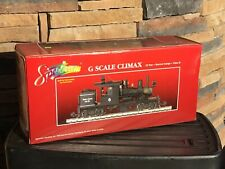 BACHMANN SPECTRUM CLIMAX 25 Ton  BOXED  G SCALE No. 81180