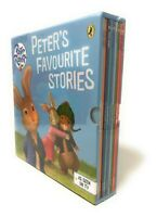 CBeebies Children Peter Rabbit Collection 9 Picture Books Box Set Seen On TV