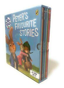 CBeebies Children Peter Rabbit Collection 9 Picture Books Box Set Seen On TV