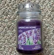 Lovely Lavender American Home candle