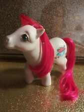 Vintage My Little Pony Figure G1 Cherry treats Generation 1sweetberry pony 1984