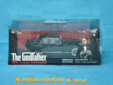 Lincoln CONTINENTAL 1941 The Godfather Bullet Damage 1/43 Greenlight