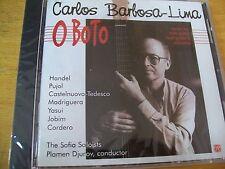 CARLOS BARBOSA - LIMA O BOTO  CD SIGILLATO JOBIM HENDEL