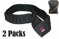 Easy Carry heavy duty Shotgun Rifle Sling 56 Shell Bandolier /56 Rounds 2 Packs