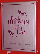 Rock Hudson Doris Day Romance 3-DVDs Send No Flowers Lover Come Back Pillow Talk
