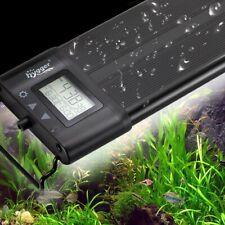 """Aquarium Programmable Led Light, Full Spectrum Plant Fish Tank Light 26W, 18~24"""""""