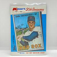 Carl Yastrzemski 1982 Topps Kmart 20th Anniversary #11 Boston Red Sox