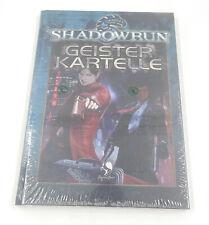 SHADOWRUN - GEISTERKARTELLE RPG Hardcover / HC Buch