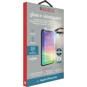ZAGG INVISIBLESHIELD IPHONE 12 & 12 PRO GLASS+ VISIONGUARD SCREEN PROTECTOR