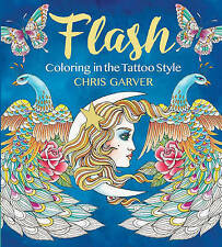 Flash: Coloring in the Tattoo Style, New Books