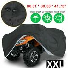 XXL ATV Cover Scooter Waterproof Fit for Polaris Sportsman 600 700 Twin EE