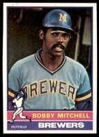 1976 Topps Bobby Mitchell Milwaukee Brewers #479