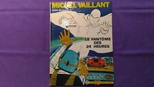 Livre BD Vintage « Michel Vaillant – Le Fantôme Des 24 Heures » 1972 Très Bon Et