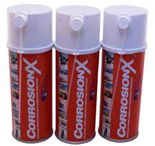 CorrosionX 46,66€/L Hochleistungskorrosionsschutz 3x400ml Rost stopp