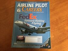June 2000 Airline Pilot Careers Magazine. Cover story is on Fedex