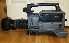 Sony Dsr-250 Dvcam/miniDv Digital Video Camera w/ 1394 Firewire Sd Camcorder 11