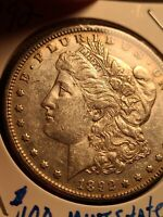 1892-P Morgan Dollar  UNC.