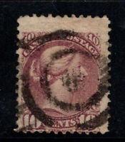 Kanada 1868 Mi. 31 Gestempelt 100% 10 C, Königin Victoria