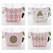Women Coin Purse Mini Wallet Money Bag Pouch Key Card Holder Cute Sweet Girls