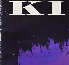 THE KINKS 1987 LIVE: THE ROAD RARE PROMO POSTER ORIGINAL