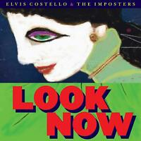 ELVIS & THE IMPOSTERS COSTELLO - LOOK NOW   CD NEW+