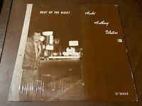 """Andre Anthony Waters~Heat up the Night~12"""" SINGLE~VG++ Funk Soul Pop Electro DJ"""