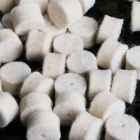 100pcs 13mm Wool Felt Polishing Wheel Buffing Pad Set T W9A4 PRO For Rotary T7G5