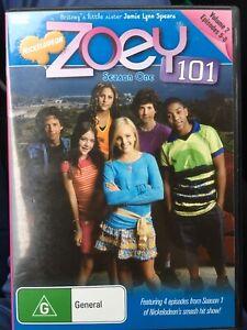 Zoey 101 Series/ Season 1 Volume 2 Episodes 5-8 DVD Aus Region 4 Fast Post