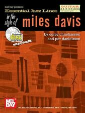 Essential Jazz Lines: In The Style Of Miles Davis