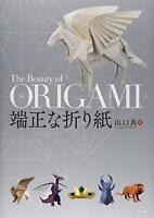 Japanese Craft Book / The Beauty of ORIGAMI / Makoto Yamaguchi from Japan