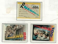 Netherlands Scott B686 - B691 in Mixed Condition