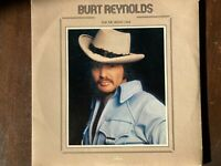 "Burt Reynolds ‎– Ask Me What I Am - Mercury SRM 1-693 12"" Vinyl LP"