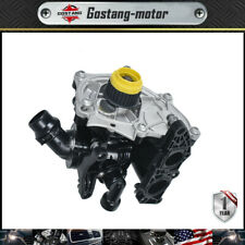 Water Pump And Thermostat 06l121012a For 13-17 VW Beetle Jetta Passat Tiguan A3