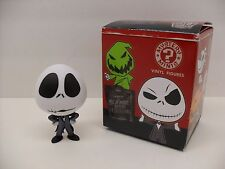 Funko Nightmare Before Christmas Mystery Minis Wide Eye Jack Skellington Figure