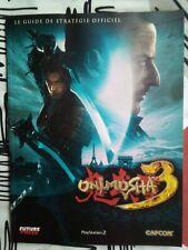 Guide Onimusha 3 comme neuf en français