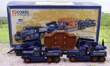 Corgi 55201 Diamond T x 2, Girder Trailer + load 'Pickfords' 1:50 mint boxed