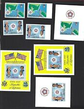 Liberia sc#769-70,C214 (1976) Complete MNH + Deluxe Sheets