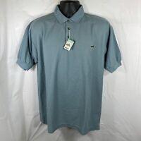 NWT Le Shark LeShark Men's Short Sleeve Button Up Golf Polo XL Extra Large