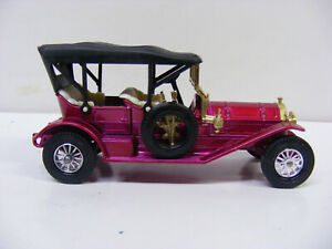 Matchbox Models Of Yesteyear Y12 1909 Thomas Flyabout