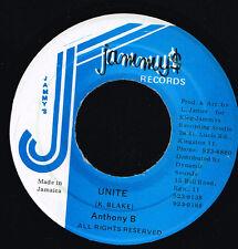 "45T 7"": Anthony B - Cat Paw: unite. jammys . A4"