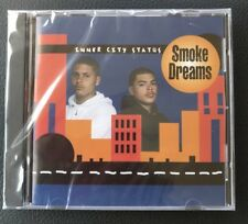 Inner City Status Smoke Dreams CD NEW SEALED RARE OOP Bay Gangsta Rap 1997 SF