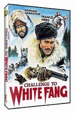 Challenge to White Fang-DVD-franco nero-lucio fulci-family-movie-dog-disney