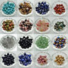 Faceted Natural Gemstone Round Loose Beads Assorted Stones 4mm 6mm 8mm 10mm 12mm